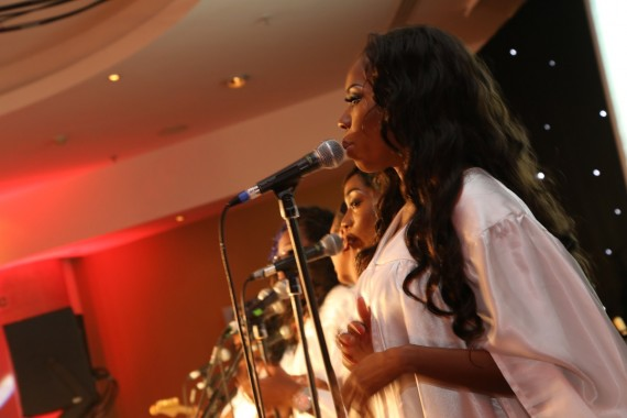 Sing Out Gospel Choir at SMA Trust