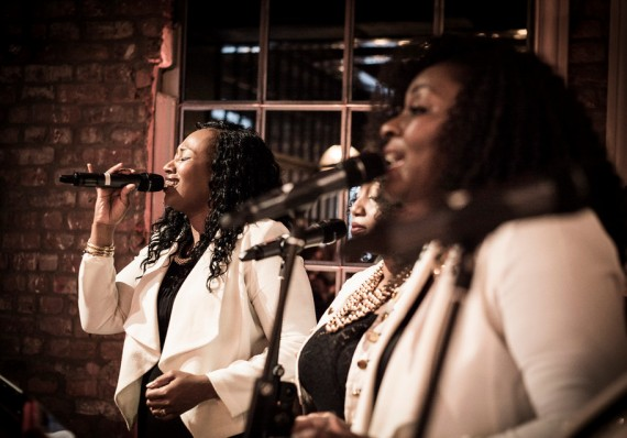 Gospel Lunch at Opera Grill