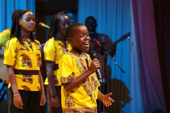 Destiny Africa Childrens Choir